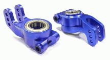 Billet Machined Rear Hub Carrier Set for Losi 5ive-T