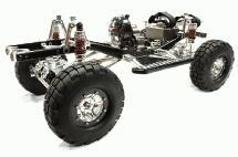 Machined 1/10 Limited Edition 4WS Trail Roller 4WD Off-Road Scale Crawler ARTR