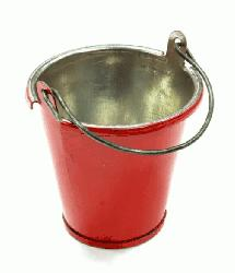 Realistic Scale Pail 1/10 Size Bucket