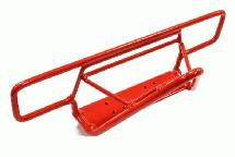 Realistic 1/10 Steel Front Bumper for Axial SCX-10 43mm Mount
