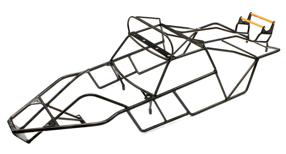 Type Iii Steel Roll Cage Body For Hpi Baja 5b 5b2 0 For Rc Or Rc