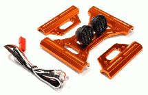 Alloy Roll Cage Front Cross Brace w/ LED Spot Lights for HPI Baja 5B & 5B2.0