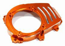 Billet Machined Rear Engine Cover for HPI Baja 5B, 5T, 5SC & Losi 5ive (v1)