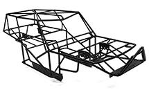 Realistic Steel Roll Cage w/o Add-On for Axial Wraith