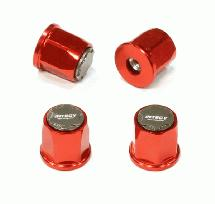 Billet Machined Realistic Wheel Nut for 1.9 Size 1/10 Scale Crawler