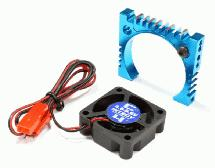 30x30x10mm High Speed Cooling Fan+Heatsink Mount for 36mm O.D. Motor