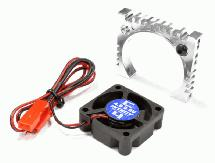 30x30mm High Speed Cooling Fan+Heatsink Mount for 36mm O.D. Motor