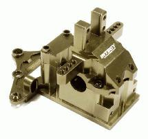 Billet Machined Rear Gearbox for Associated ProLite 4X4 Ready-To-Run