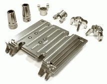 Billet Machined Alloy S3 Conversion Set for Axial 1/10 Wraith Rock Racer