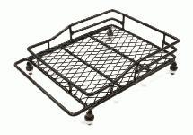 Realistic Luggage Tray 142x107x38mm for 1/10 Off-Road Scale Body