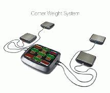 SkyRC Corner Weight System Analyzer w/ LCD Display for 1/8, 1/10 & 1/12