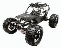 Billet Machined 1/10 VEX2.2 Roll Cage Type Trail Racer 4WD Scale Crawler ARTR