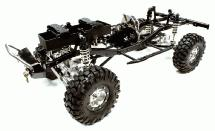 Billet Machined 1/10 Size TR305 Trail Roller G6 4WD Off-Road Scale Crawler ARTR