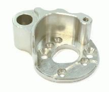 Billet Machined Heatsink Motor Mount for Traxxas 1/10 Summit