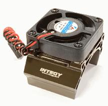 High Speed Cooling Fan+Heatsink Mount for 40mm O.D. Motor