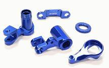 Billet Machined Steering Bell Crank for Traxxas 1/10 Telluride 4X4 Trail Rig