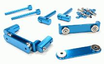 Magnetic Force Type Body Mount Set for 1/10 Drift & Touring Car