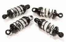 Billet Machined Shock Set for Traxxas LaTrax Rally 1/18 Scale