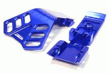 Billet Machined Front Skid Plate for Traxxas 1/10 Scale Summit 4WD