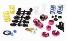 XSR11 Competition 52-55mm Racing Shock (2) for 1/10 Touring Car & Drift Car