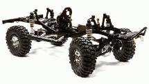 Billet Machined 1/10 Twin Motor Trail Roller 4WD Off-Road Scale Crawler ARTR