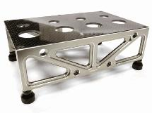Universal Car Stand & Shock Workstation for On-Road/Off-Road (Size: 140x90x40mm)
