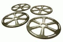89mm Setup Wheel (4) for 1/8 On-road GT, GT8, Touring
