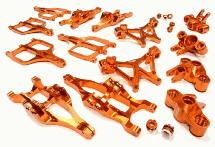 Billet Machined Suspension Set for Traxxas 1/10 T-Maxx/E-Maxx 3903/5/8, 4907/8