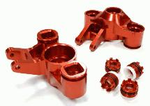 Billet Machined Steering Knuckles for Traxxas 1/10 T-Maxx/E-Maxx 3903/5/8 4907/8