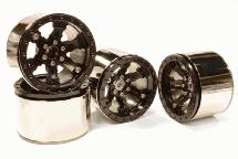 Billet Machined T1 High Mass 2.2 Wheel (4) for Axial 1/10 Yeti Rock Racer