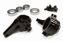 Billet Machined Steering Blocks for Tamiya Scale Off-Road CC01 (Req. #C25987)