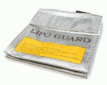LiPo Guard Small Battery Bag (150x150x40mm) for Charging and Storaging