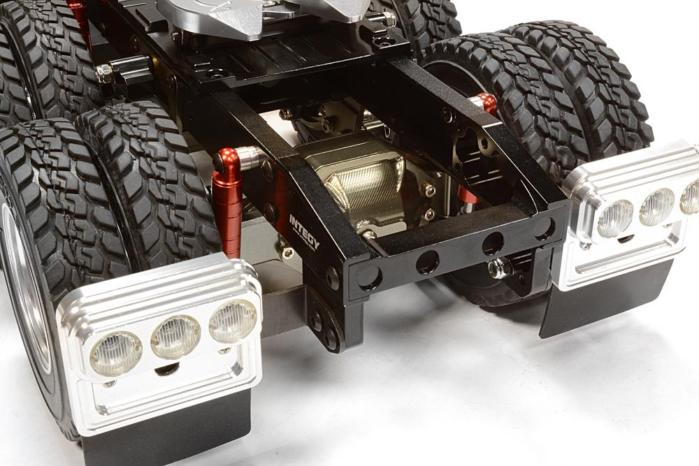 Billet Machined Rolling Chassis For Custom 1 14 Semi