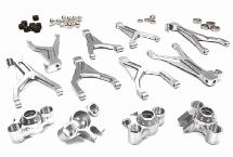 Billet Machined T6 Alloy Conversion Kit for Traxxas 1/16 E-Revo & Summit