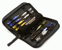 Professional 11pcs Competition Tool Set w/ Carrying Bag