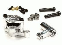 Billet Machined Steering Bell Crank Set for Axial 1/10 Yeti Rock Racer