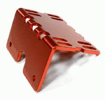 Billet Machined Side ESC Mount Plate for Axial 1/10 SCX-10 Crawler