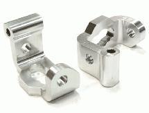Billet Machined 4 Degree Front Caster Block C-Hubs for HPI 1/10 Sprint 2 On-Road
