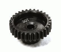 Billet Machined Steel 30T Pinion Gear for HPI 1/10 Sprint 2 On-Road