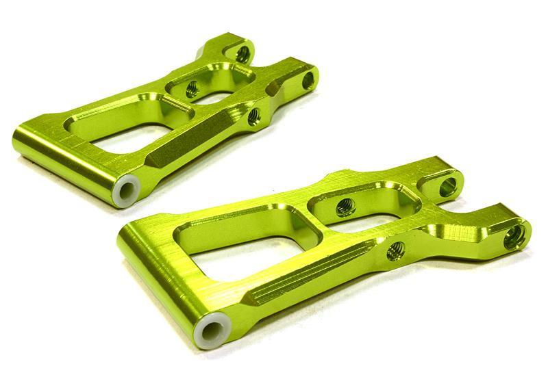 Billet Machined Rear Lower Arm for HPI 1/10 Scale E10 On-Road
