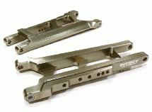 Billet Machined T3 Lower Suspension Arms for 1/10 Stampede 4X4 & Slash 4X4