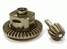 Metal Bevel Gear & Spool Set for Axial Wraith 2.2, SCX-10 Dingo, Honcho & Jeep