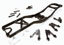 Alloy Ladder Frame Chassis Kit for Axial 1/10 SCX-10, Dingo, Honcho & Jeep