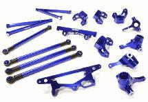 Billet Machined Suspension Kit for HPI 1/10 Scale Crawler King