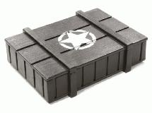 Realistic Simulated Wooden Box for 1/10 Scale Rock Crawling