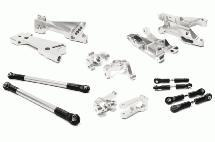 Billet Machined Suspension Kit for Vaterra Twin Hammers 1.9 Rock Racer