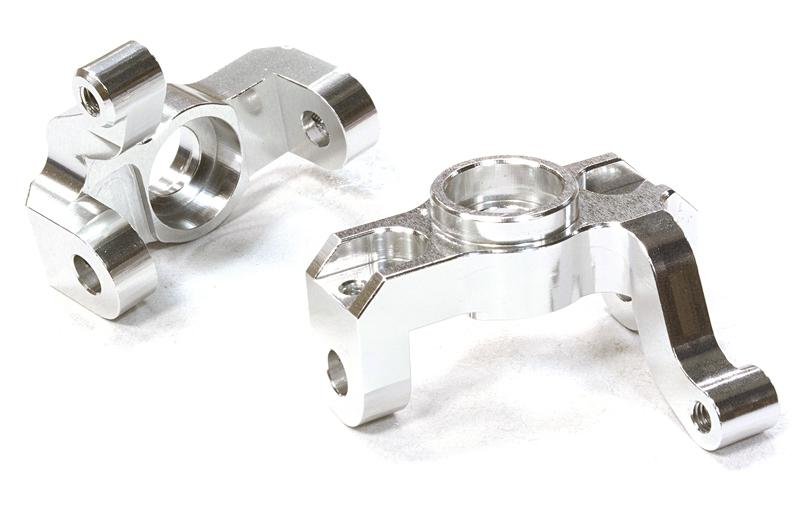 Billet Machined Steering Knuckle (2) for Vaterra Twin Hammers 1.9 Rock Racer