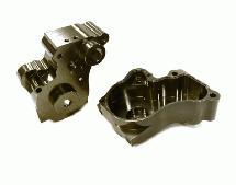 Billet Machined Center Gear Box for Vaterra Twin Hammers 1.9 Rock Racer