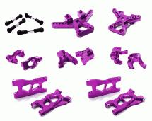Billet Machined Suspension Kit for Traxxas LaTrax Teton 1/18 Monster Truck