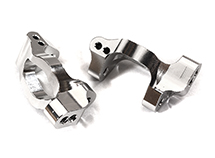 Billet Machined Caster Blocks for Traxxas LaTrax Teton 1/18 Monster Truck